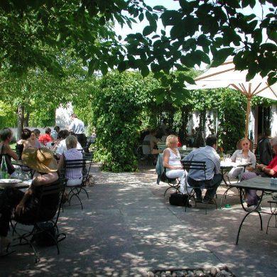 Restaurantes en Giverny