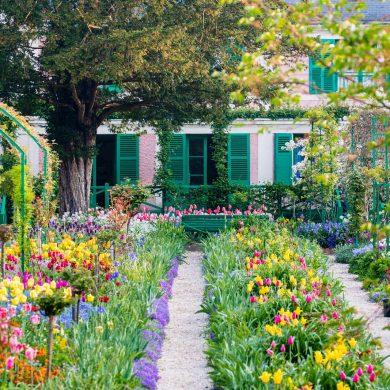 Casas rurales y alojamientos para alquilar en Giverny