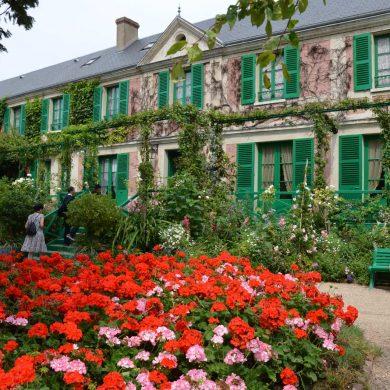 Lugares para visitar en Giverny