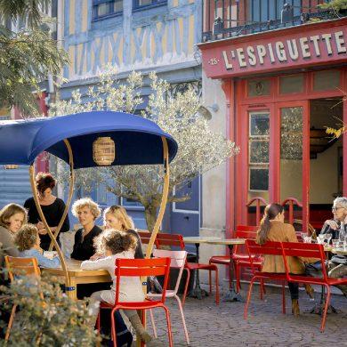Restaurantes en Rouen
