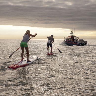 Las actividades náuticas