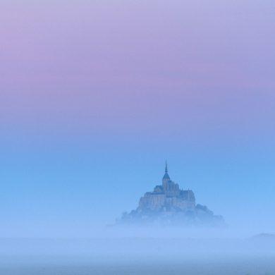 Hoteles en el Monte Saint-Michel