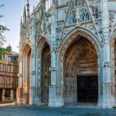 Rouen y sus lugares insólitos