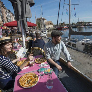 Restaurantes en Honfleur