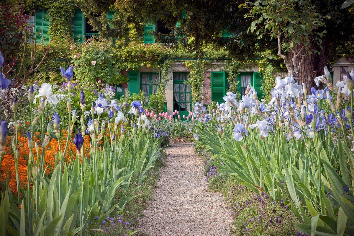 Casa de Claude Monet en Giverny - Impresionismo