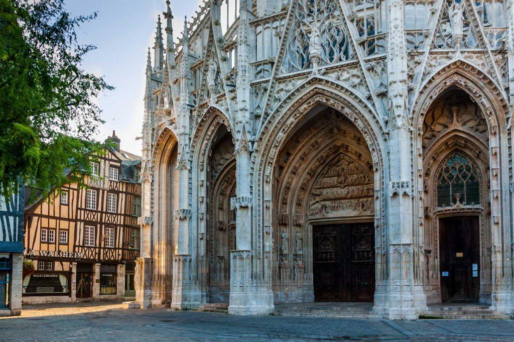 Rouen Eglise Saint Maclou