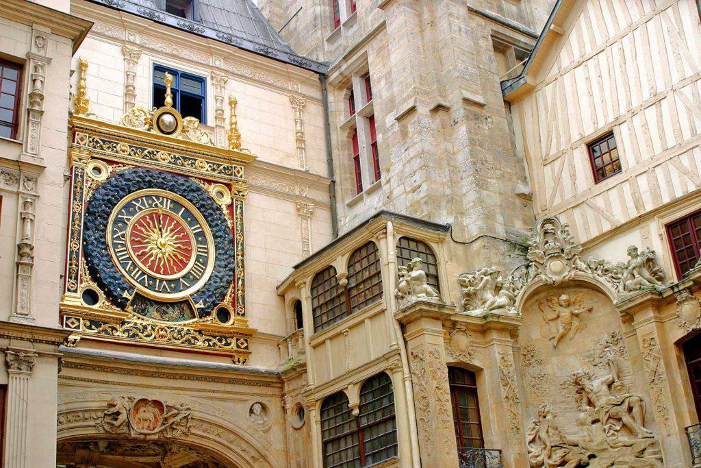 Rouen Gros-Horloge