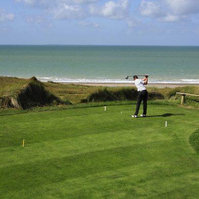 Los grandes eventos de golf en Normandía