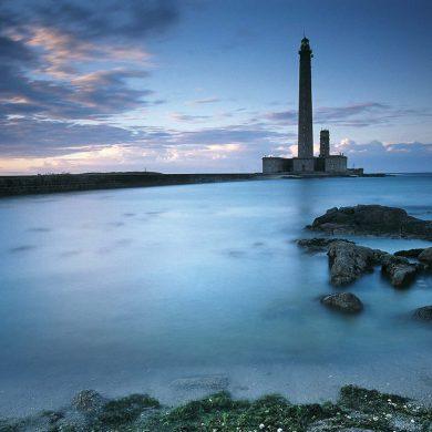 Los 7 faros más bellos de Normandía