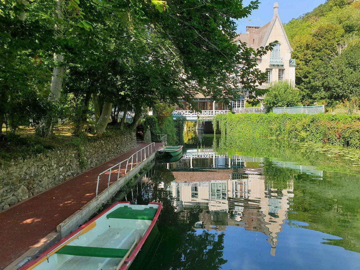 Croisière privée sur la Seine