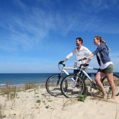 Guías y folletos sobre los paseos en bici