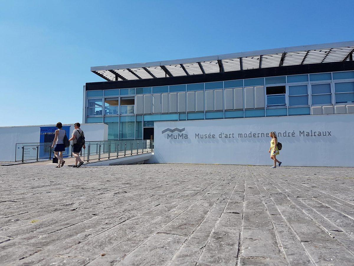 Musée d'art moderne MuMa Le Havre