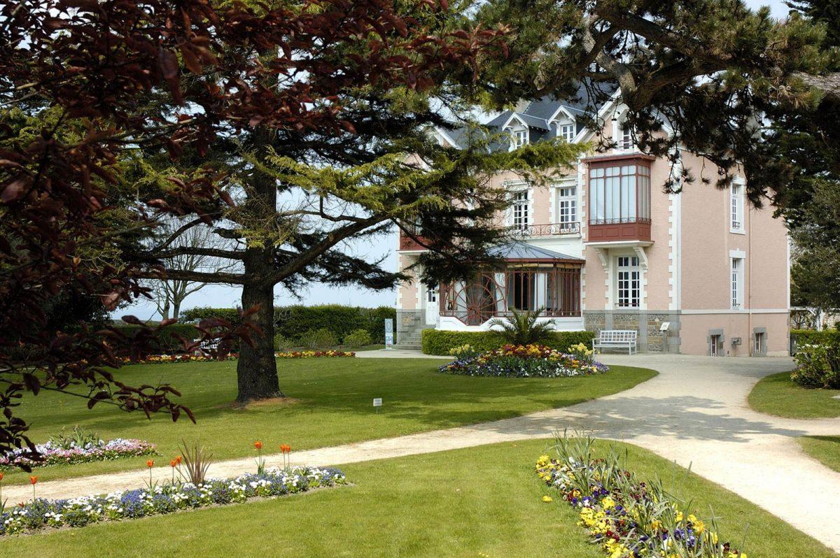 jardin du musée Christian Dior