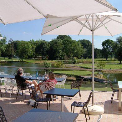 Selección de los restaurantes de los campos de golf de Normandía