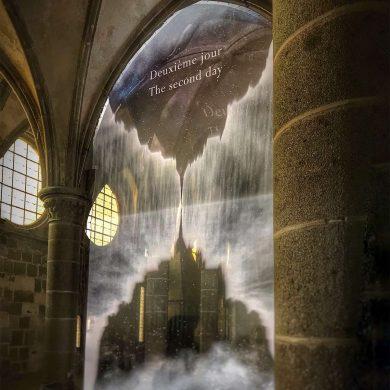 Los recorridos nocturnos del Monte Saint-Michel