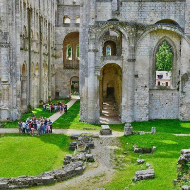 Lugares de origen medieval para visitar en Normandía