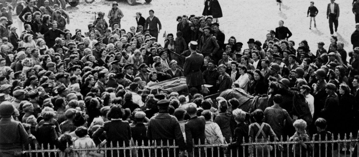 Desembarco: La Liberación de Bayeux - Archivos Día D