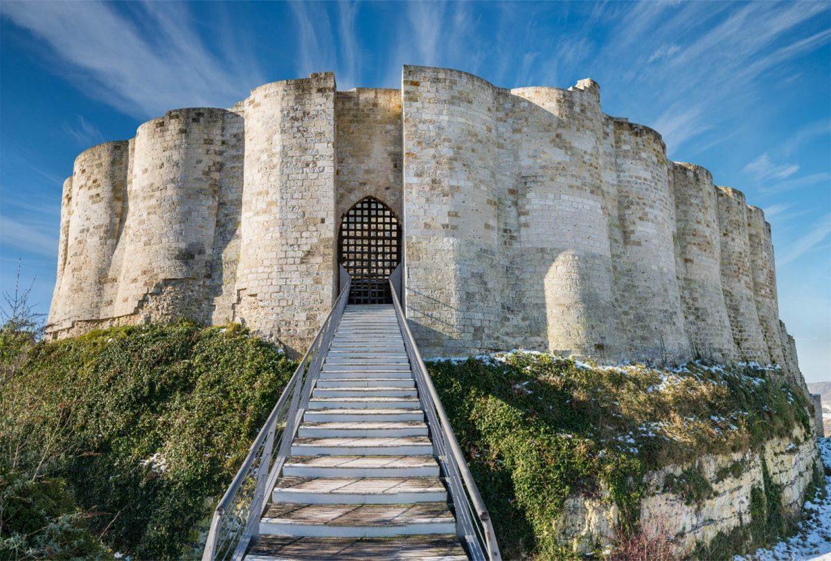 Castillo Gaillard - Les Andelys