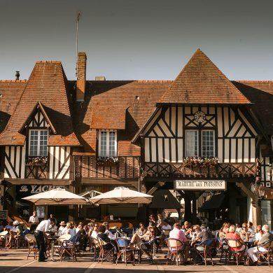 Restaurantes en Deauville