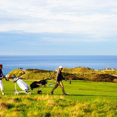 Todos los campos de golf de Normandía