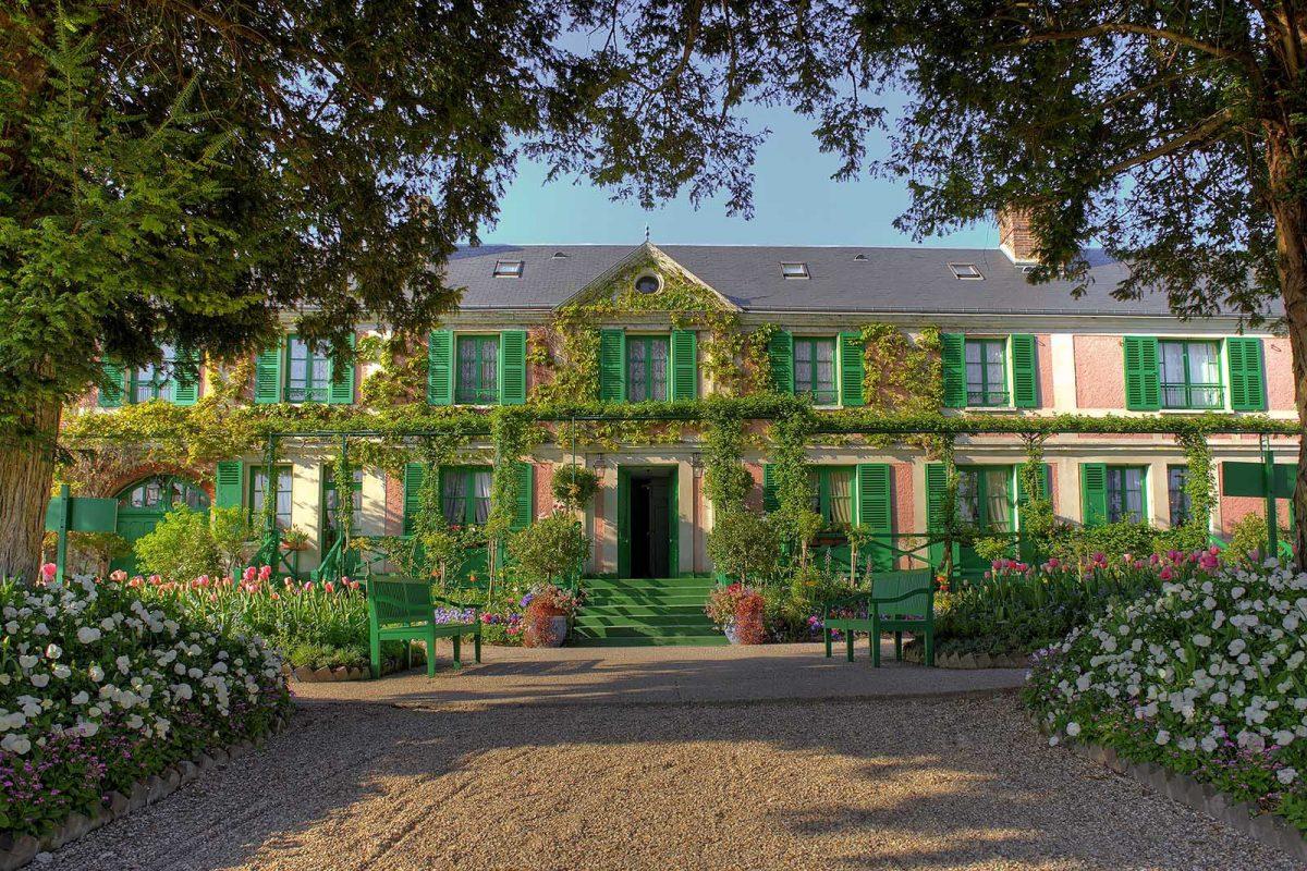 Casa de Claude Monet en Giverny