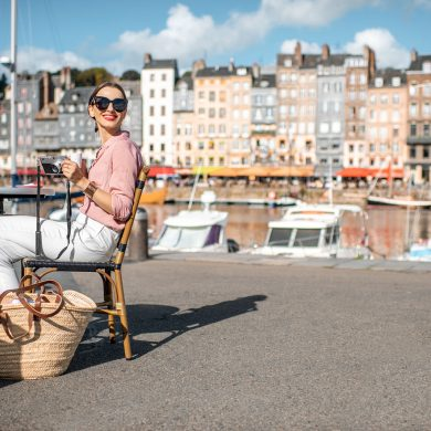 Itinerario n°2: Ruta romántica por Normandía