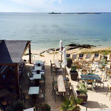 Nuestra selección de restaurantes frente al mar