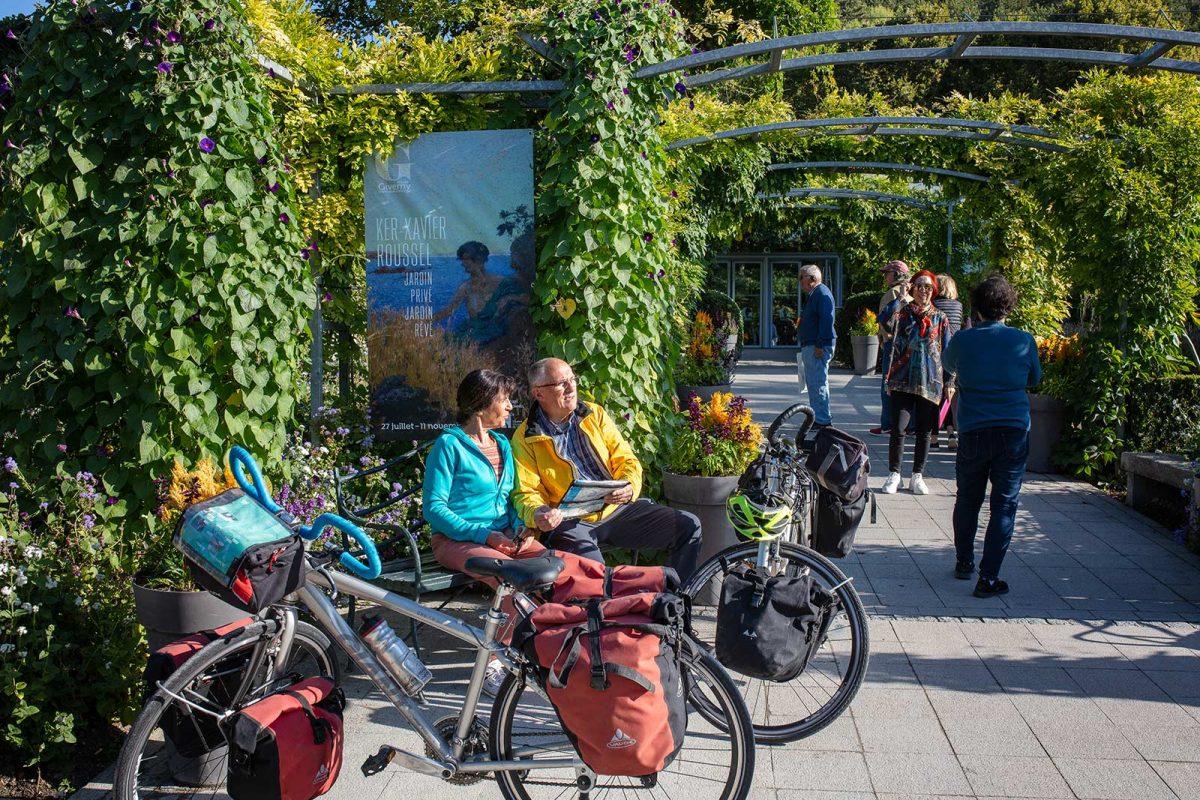 Itinéraire Seine à vélo