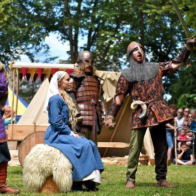 Las grandes fiestas medievales