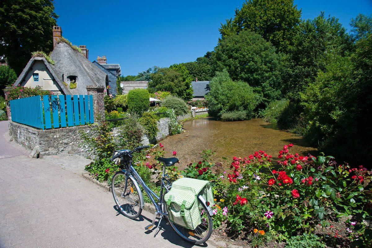 Le village de Veules-les-Roses