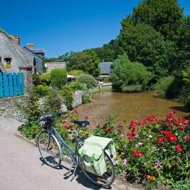 Itinerario n°1: Los pueblos más bellos de Francia
