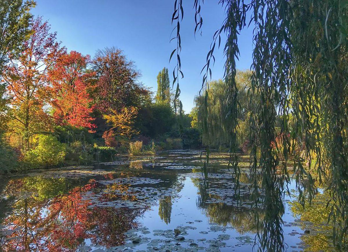 Jardín de Claude Monet en Giverny © Sylvie Boulanger
