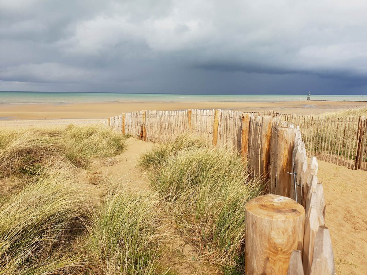 Playa de Courseulles-sur-Mer – Juno Beach