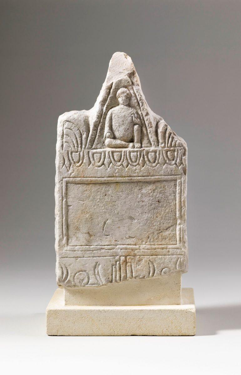 Carthage Tophet, siglo III antes de Cristo. © Paris, Museo del Louvres, Departamento de las Antigüedades orientales