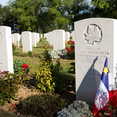 Cimetière Militaire Canadien