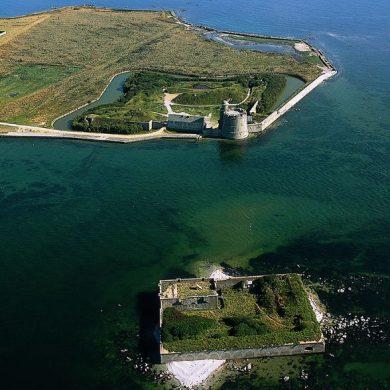 Ile et fort Vauban de Tatihou
